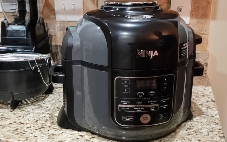 ninja air fryer grill