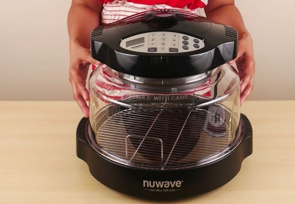 airfryer vs nuwave oven – what is most perfect