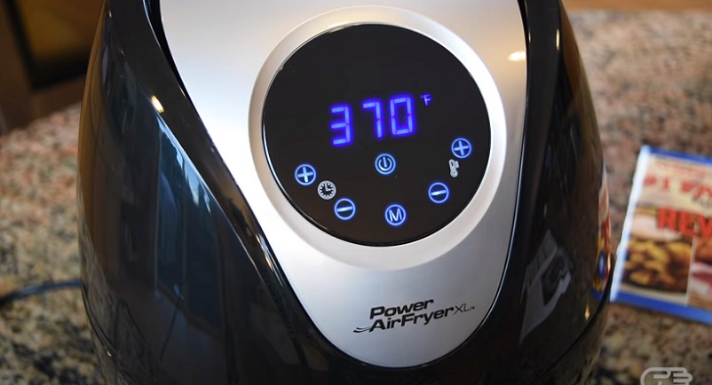 power air fryer xl manual